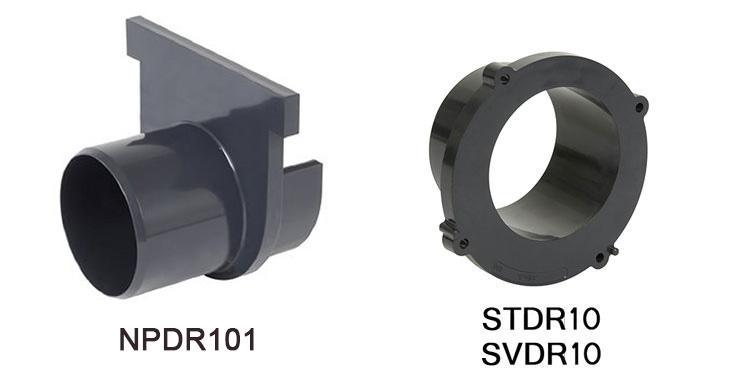 قطعات جانبی کانال DR101CF