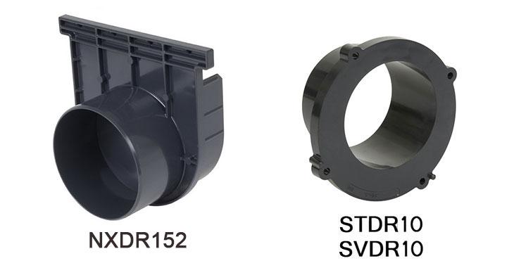 قطعات جانبی کانال DR152CF