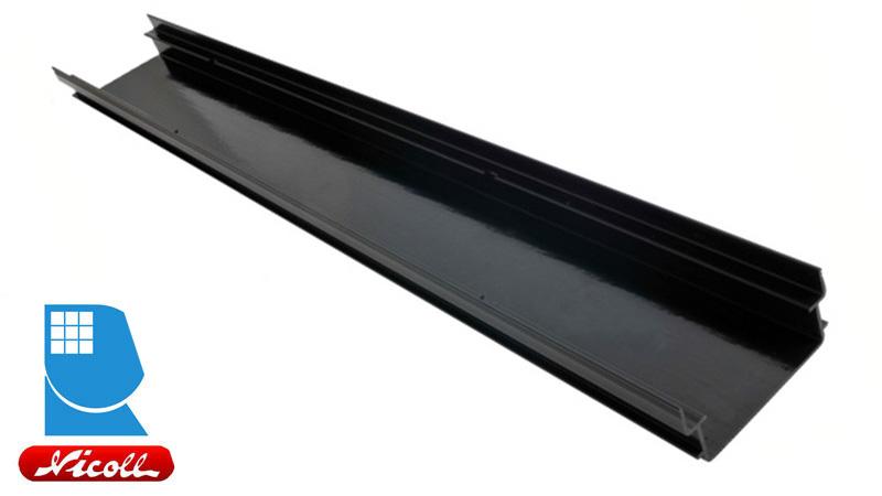 کانال هدایت آب از جنس پی وی سی مدل CAB131A